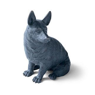 Chauncey Corgi Statue