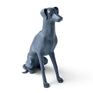 Walter Greyhound Statue