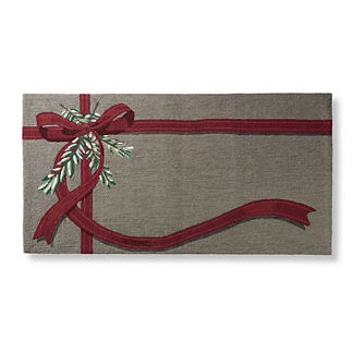 Wrapped Wishes Door Mat