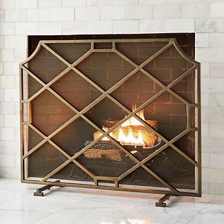 Beckett Fireplace Screen