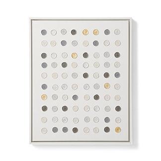 Delicate Dots Giclee Print II