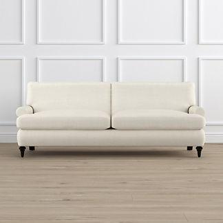 Dumont Sofa, Special Order