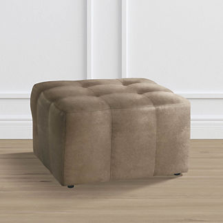 Anderson Tufted Ottoman, Special Order