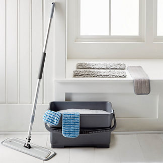 The Complete 9-piece Floor Cleaning Kit
