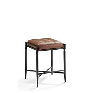 Geneva Backless Counter Height Bar Stool (26