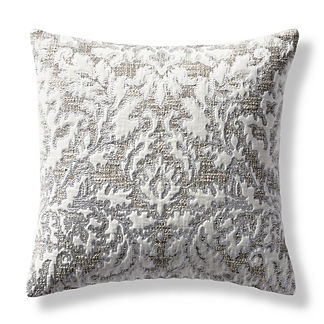 Guinevere Embroidered Pillow Cover