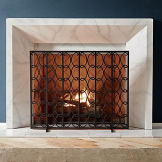 Enzo Fireplace Screen