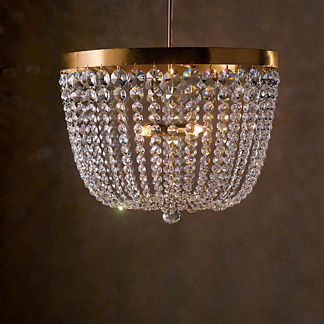 Jules Large Crystal Chandelier
