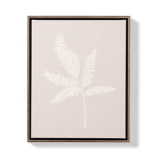 Fern Blossoms Giclee Print II