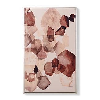 Blushing Gems Giclee Print II