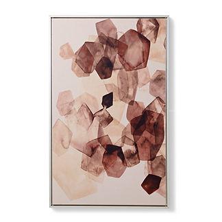 Blushing Gems Giclee Print I