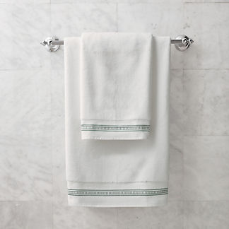 Resort Ladder Stitch Hand Towel