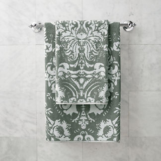 Resort Damask Bath Towel