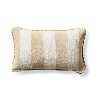 Caicos Stripe Lumbar Indoor/Outdoor Pillow