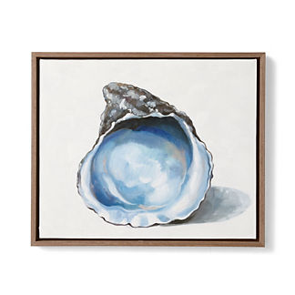 Oyster Handpainted Oil on Canvas II