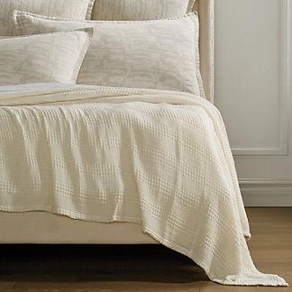 Leena Waffle Blanket