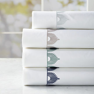 Resort Moroccan Cotton Sateen Sheet Set