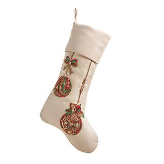 Holiday Glen Jeweled Ornaments 19
