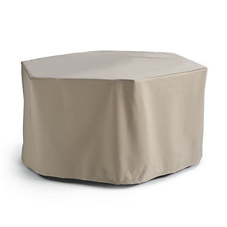 Hexagon Top Fire Table Cover