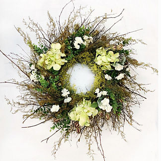 Wyeth's Woods Wreath