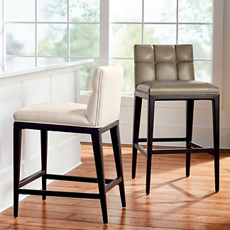Gramercy Bar & Counter Stool in Dark Espresso, Special Order
