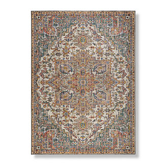 Wrenn Easy Care Area Rug