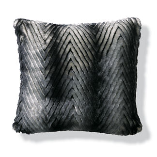 Luxury Faux Fur Pillow Cover