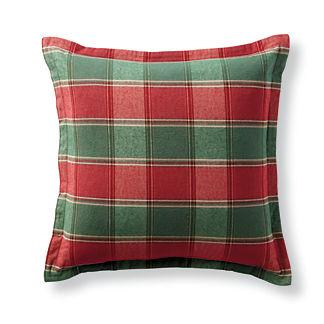 Vail Plaid Decorative Pillow Cover