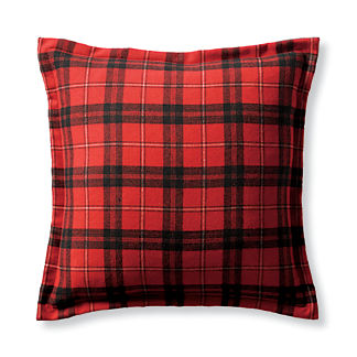 Conway Plaid Decorative Pillow Cover