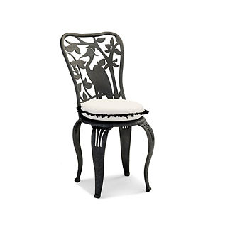 Heron Bistro Chair Cover