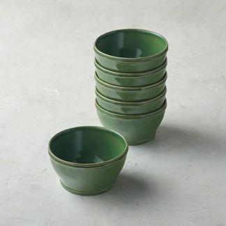Casafina Fontana Cereal Bowls, Set of Six