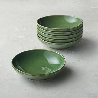 Casafina Fontana Pasta Bowls, Set of Six
