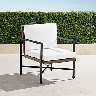 Augustine Lounge Chair with Cushions