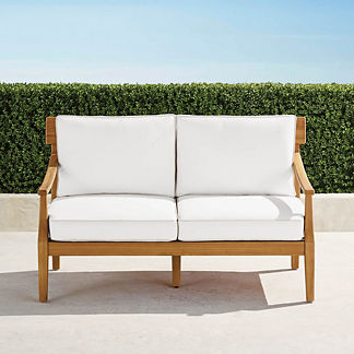 Kingston Loveseat with Cushions, Special Order