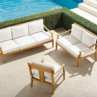 Kingston 3-Pc. Sofa Set