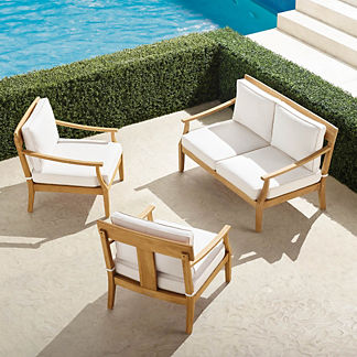Kingston 3-pc. Loveseat Set