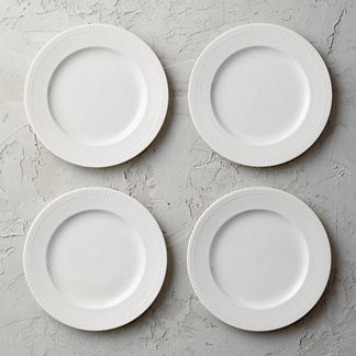 Eva Dinner Plates, Set of Four