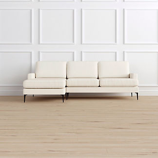 Klein Left-facing Chaise Sectional, Special Order