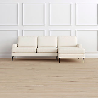 Klein Right-facing Chaise Sectional, Special Order