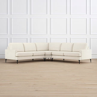 Klein 3-pc. Loveseat Sectional, Special Order