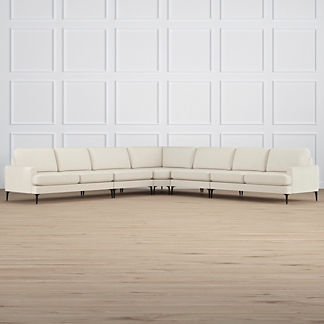 Klein 5-pc. Sofa Sectional, Special Order