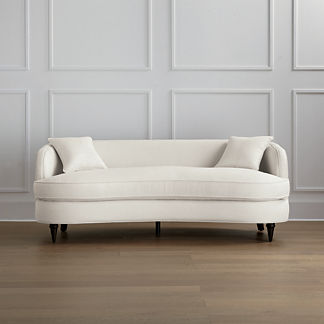 Milly Curved Sofa, Special Order