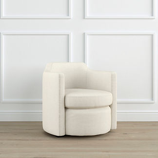 Nadia Swivel Chair, Special Order
