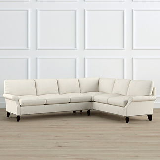 Kensington 2-pc. Left Arm Facing Sofa Sectional, Special Order