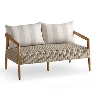 Santa Clara Loveseat with Cushions, Special Order
