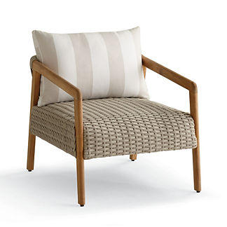 Santa Clara Lounge Chair with Cushions