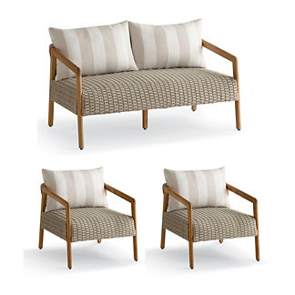 Santa Clara 3-Pc. Loveseat Set
