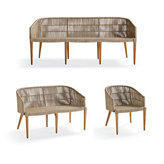 Lowry 3-pc. Sofa Set