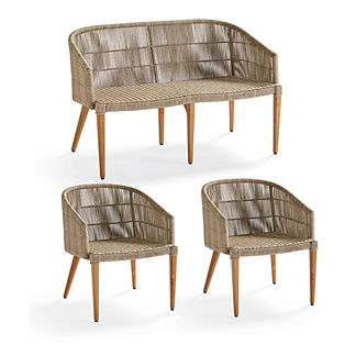 Lowry 3-pc. Loveseat Set