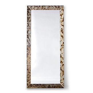 Tortoise Leaner Floor Mirror